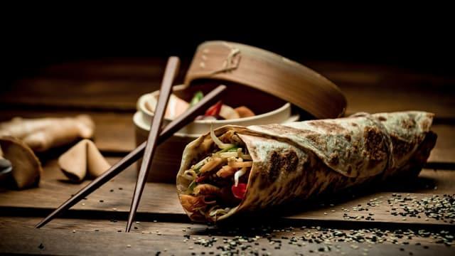 Der Asia-Kebab