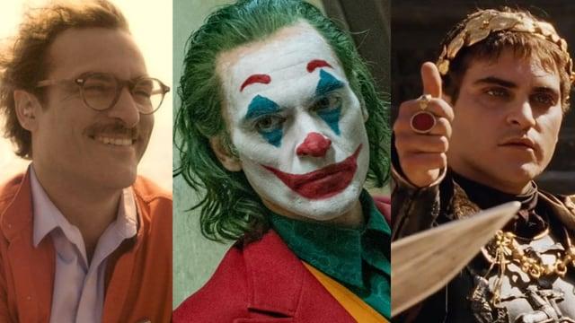 Joaquin Phoenix: Ein Mann mit vielen Gesichtern