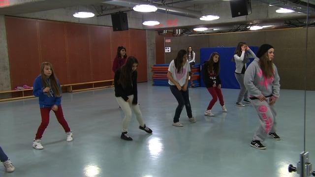 Tanzen im Jugi
