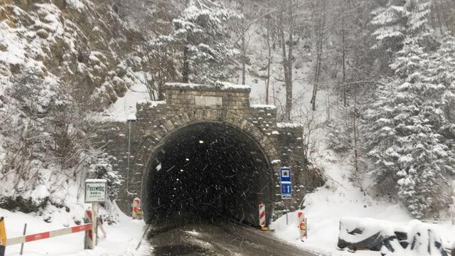 Passwang, Tunnel