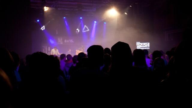 Video «Acht Schweizer Bands - live und hautnah» abspielen
