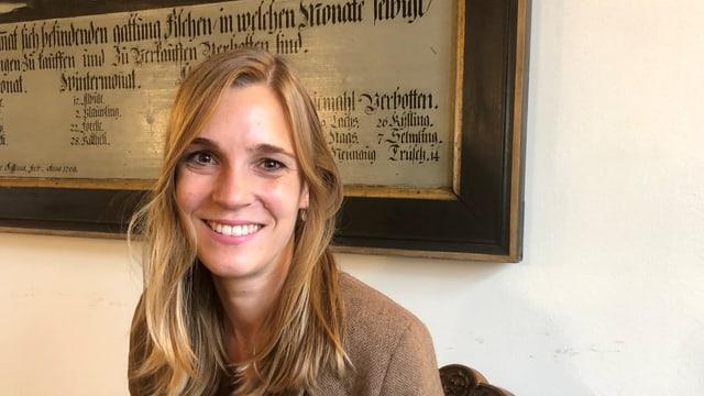 Corina Gredig, GLP Zürcher Kantonsrätin