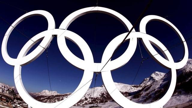 Rintgs d'olimpia.
