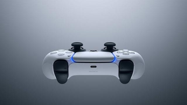 Ein DualSense Controller der Playstation 5