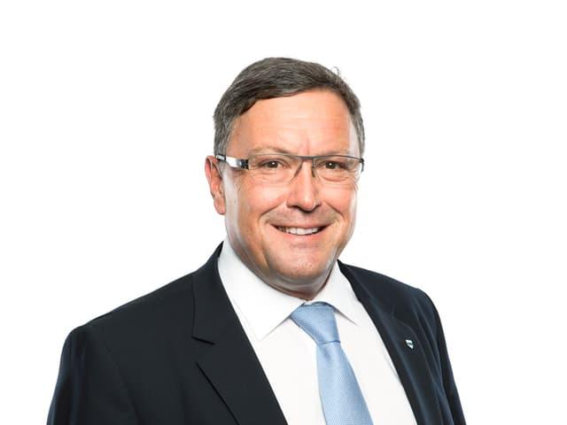 Porträtbild von Regierungsrat Urs Hürlimann