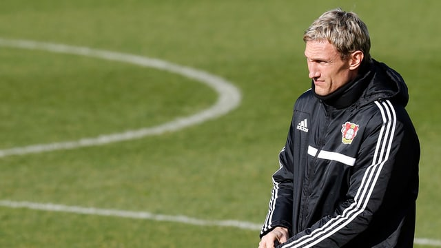 Die Zeit von Sami Hyypiä in Leverkusen ist zu Ende.