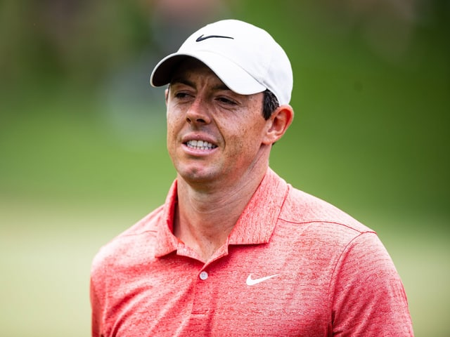 Der Nordire ist die Nummer 5 der Weltrangliste und gewann die PGA Championship bereits zweimal.