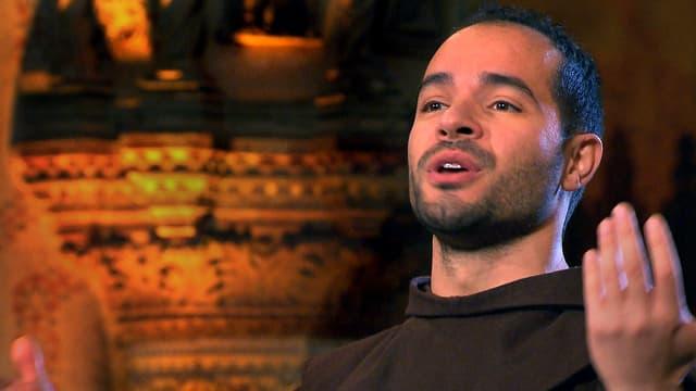 Video «Bruder Alessandro - Die Stimme von Assisi» abspielen