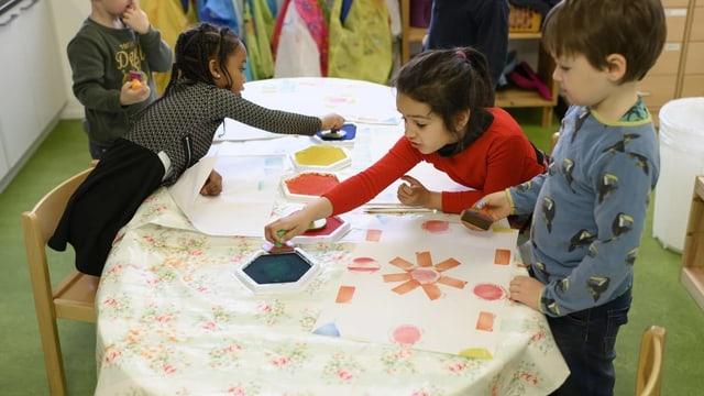 Experten befürworten Frühförderung für Ausländerkinder