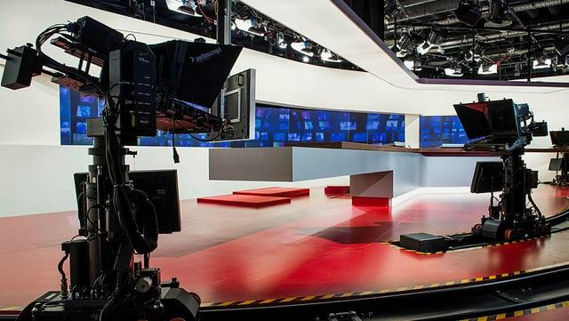 Tagesschau-Studio