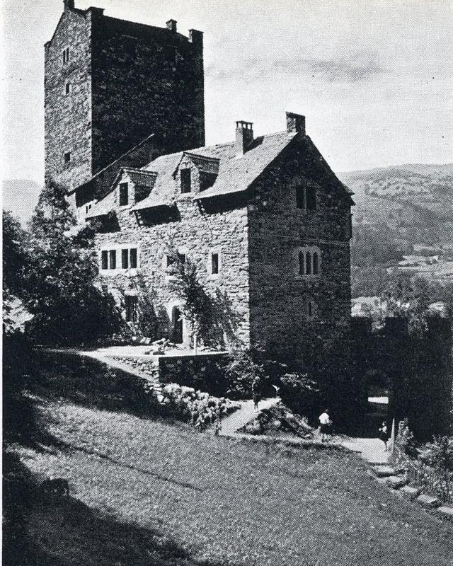 Chastè d'Ehrenfels (Seglias/Sils i.D.)