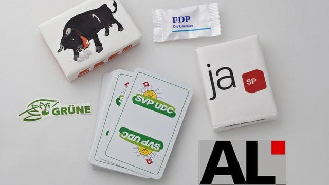Wer sticht? Wer spielt zusammen? Das Kandidatenkarussell für den Zürcher Stadtratswahlkampf steht.