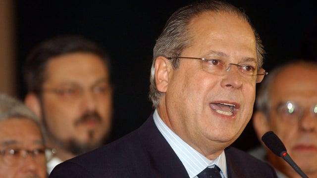 José Dirceu.