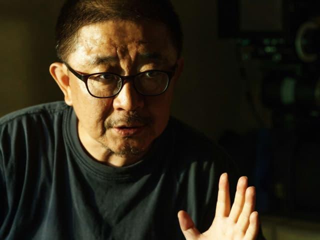 Regisseur Lu Zhang.