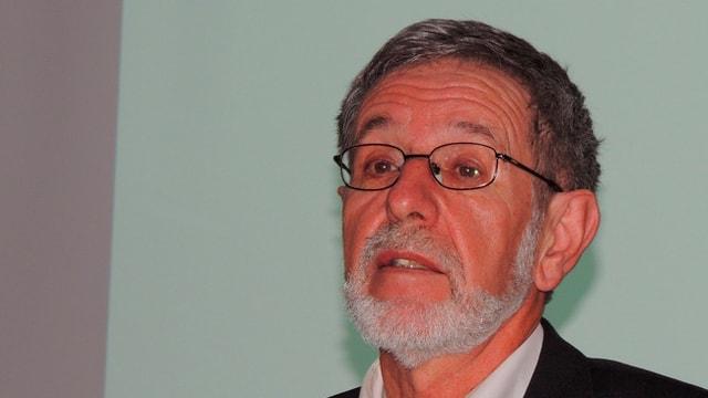 Johannes Flury è il sulet candidat uffizial per il presidi da la Lia Rumantscha.