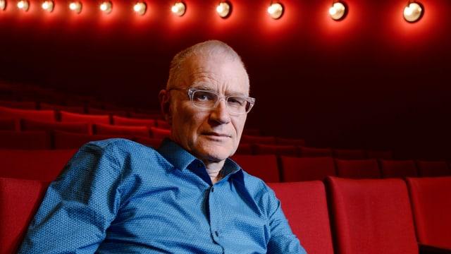 Der Ehrenstier für sein Lebenswerk geht an Joachim Rittmeyer