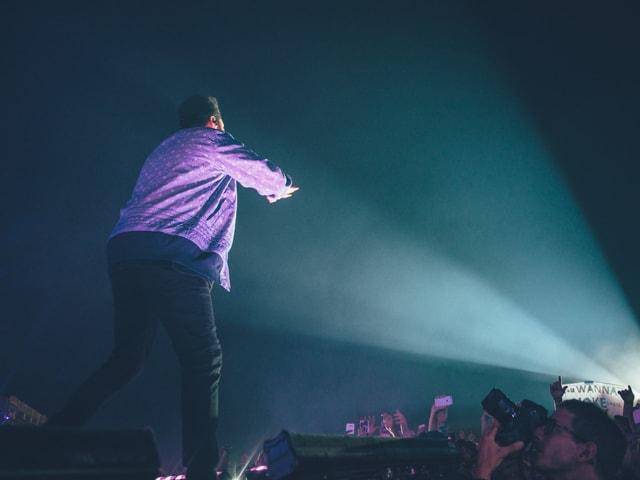 The Weeknd: Einer, der für die grossen Bühnen dieser Welt geschaffen ist.