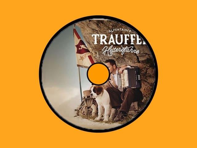 Album Trauffer Heiterefahne