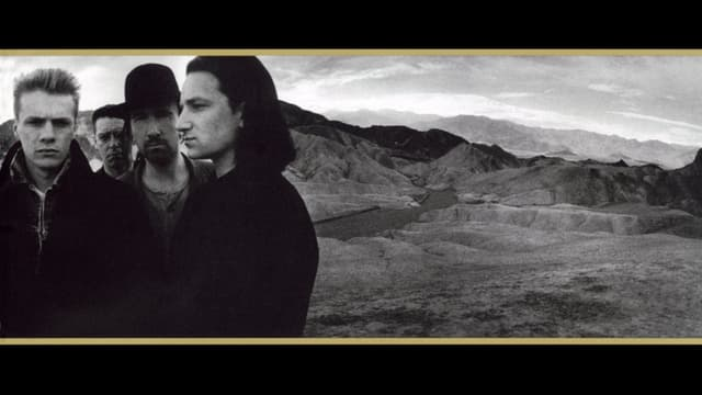 U2 «The Joshua Tree»