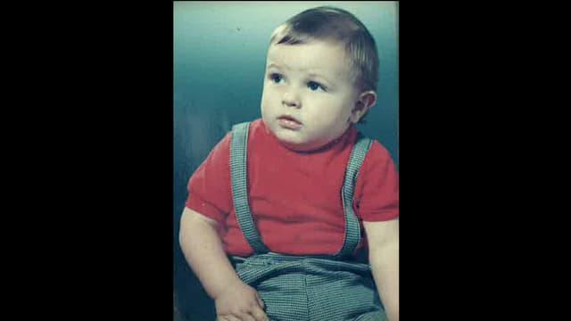 Dani Fohrler als Kind.