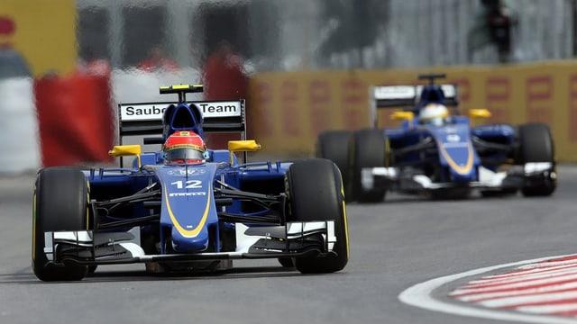 Il Svedais Marcus Ericsson ed il Brasilian Felipe Nasr han survegnì contracts fin la fin da la stagiun 2016.