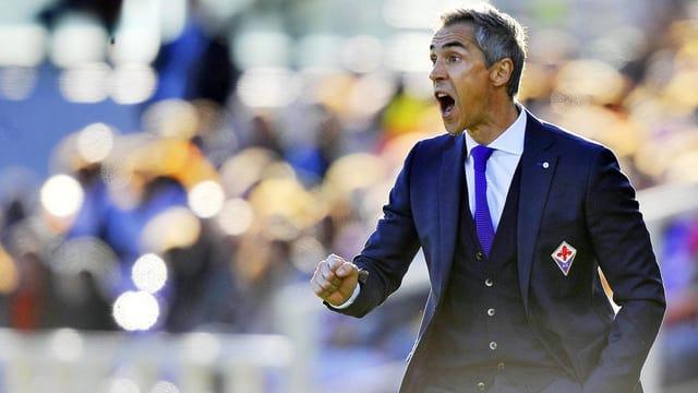 Florenz-Trainer Paulo Sousa