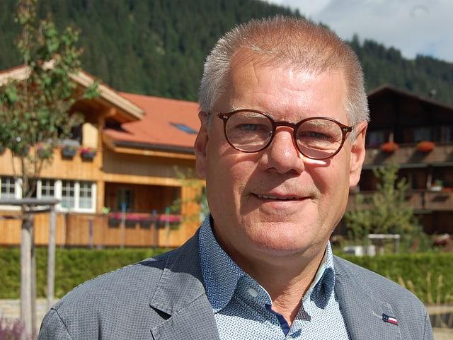 Hansjörg Schneider, Lenk