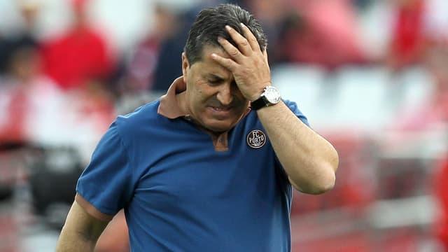 Peseiro brachte Porto nicht in die Erfolgsspur.