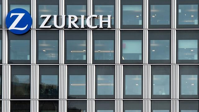 Purtret dal logo da la Zürich.