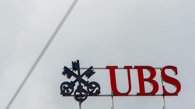 Il logo da l'UBS.