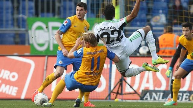 Luiz Gustavo von Wolfsburg