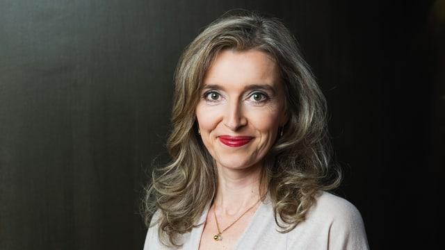 Porträt von Anita Richner.