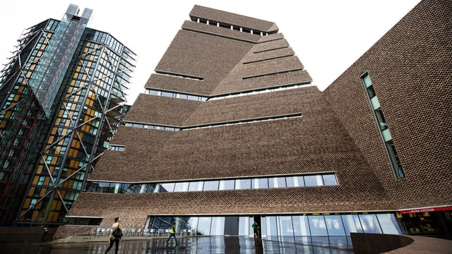 Tate Modern im Wandel