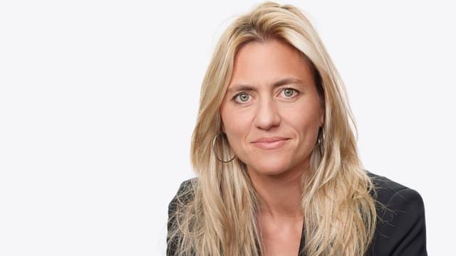 Moderatorin Sandra Schiess