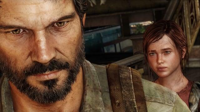 Joel und Ellie.