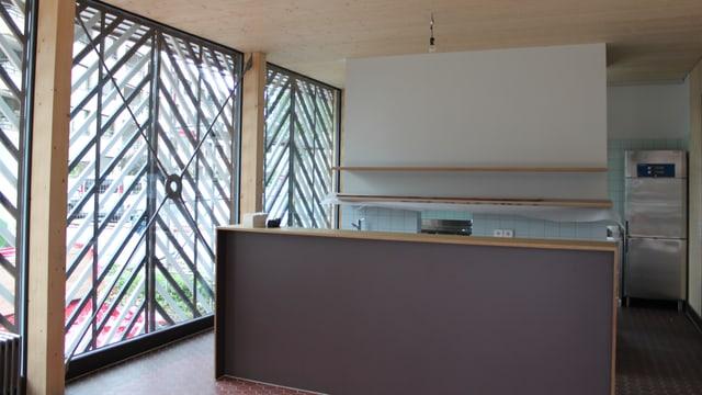 Neue Küche im Aarauer Schützenhaus