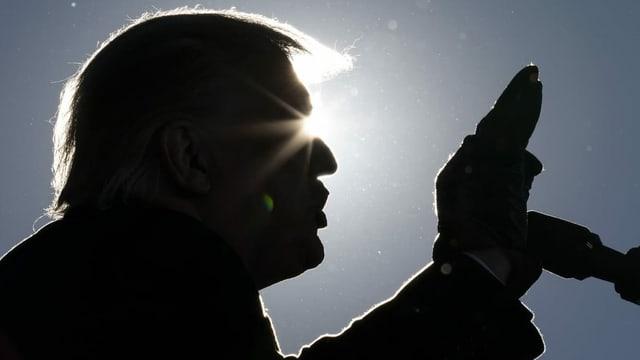 Vier Jahre Trump: Wie der Präsident das Leben in den USA prägte