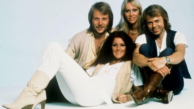 Video «ABBA – Die Story» abspielen