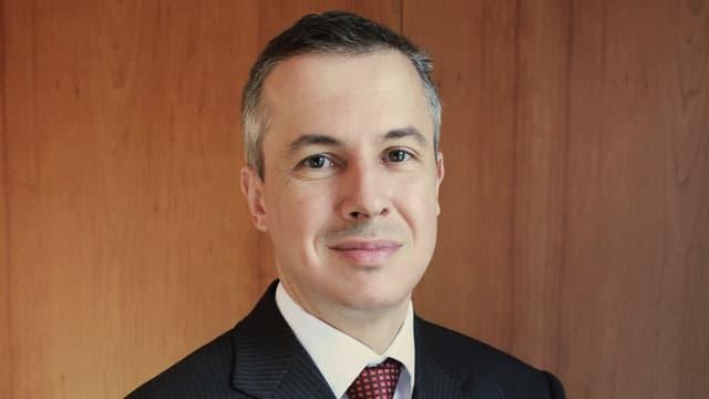 CEO Notenstein-Bank Adrian Künzi