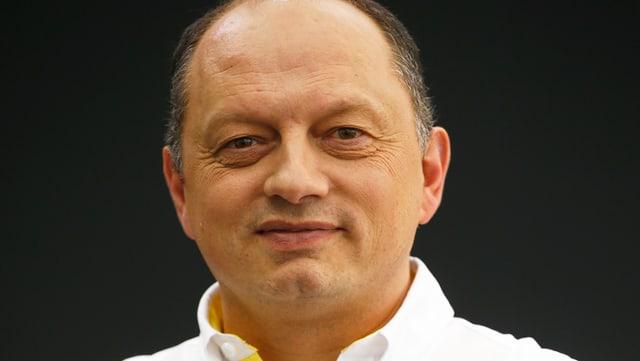 Frédéric Vasseur.