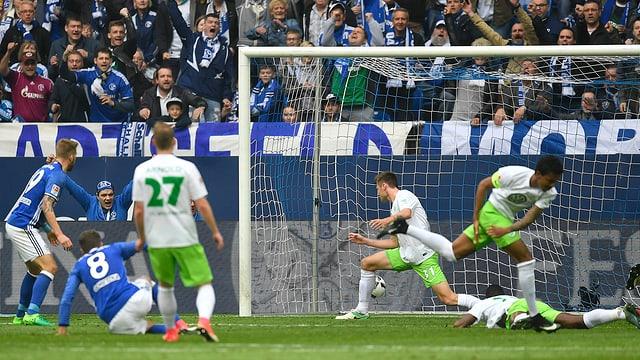 Desorientierte Wolfsburger