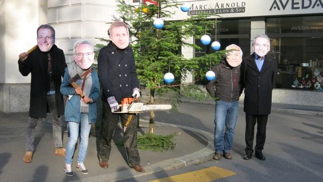 Der Widerstand gegen die Sparpolitik der Luzerner Regierung wächst.