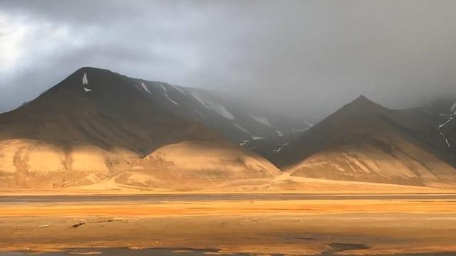 Adventdalen ausserhalb von Longyearbyen