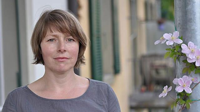 Porträt von Carol Blanc