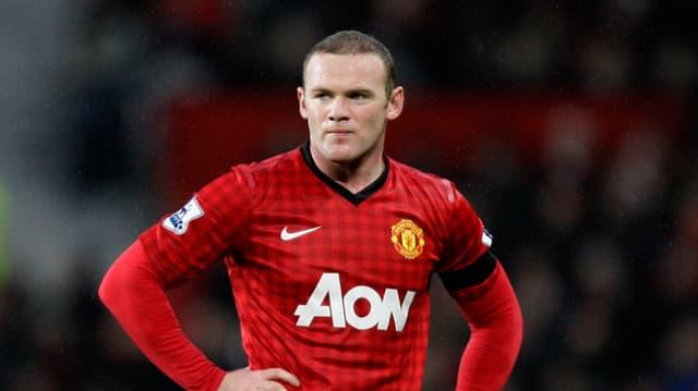 Pause für Rooney
