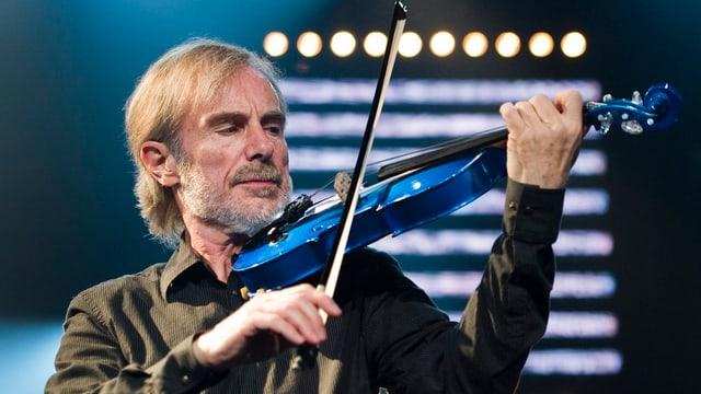 Jean-Luc Ponty spielt Geige