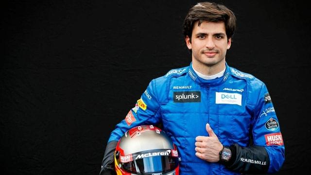 Pilot da F1.