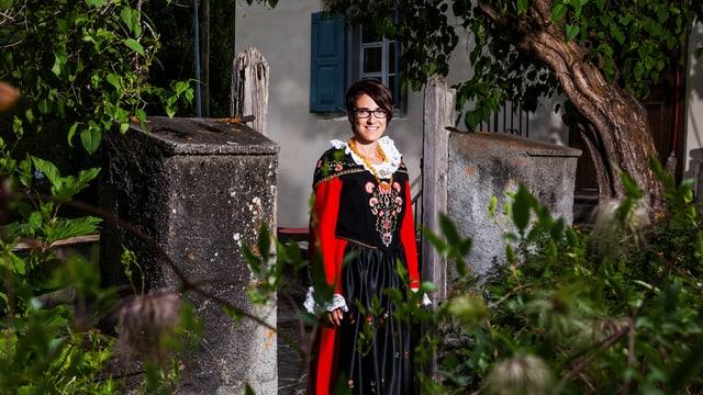 Video ««SRF bi de Lüt – Landfrauenküche» 7/7: Nina Padrun» abspielen