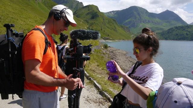 Stefano Ferrari: Videojournalist