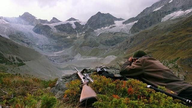 NETZ NATUR Web-Serie: «Die Schweiz und die Jagd» - alle Folgen (Artikel enthält Video)